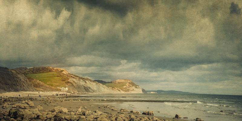 The Jurrassic Coast