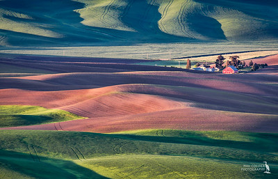 The Palouse Region Washington State