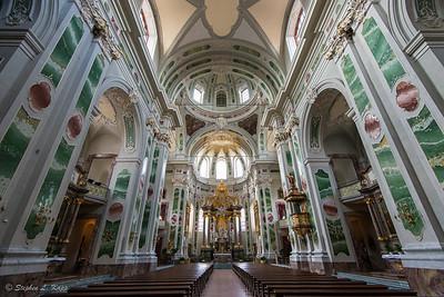 Mannheim Jesuit Church