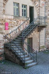 Stairway - Ehrenbreitstein Fortress