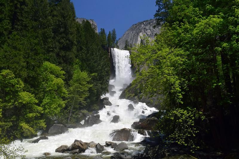 Vernal Falls | Yosemite National Park