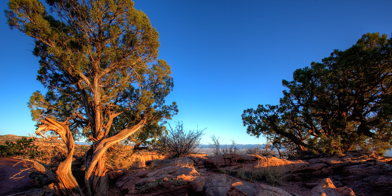 Colorado National Monument Behind our Sunrise Shots 7:40 AM