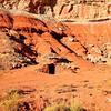 Deserted uranium mine
