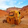Uranimum Mining items left behind