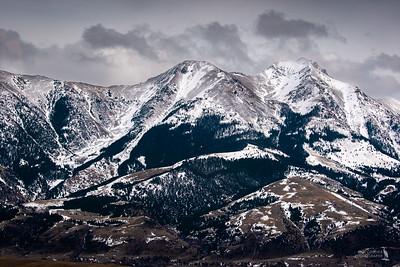 Gallitan Range