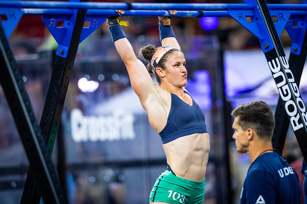 Karissa Pearce finds her groove in Event 5