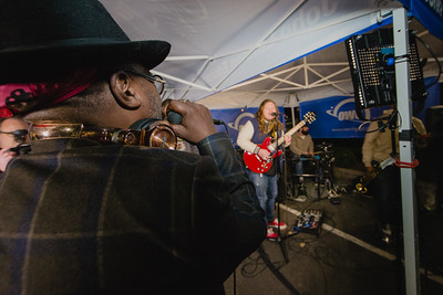 2016_03_20, Austin, Epiphone, FunkWithGeorge, George Clinton, OWC Headquarters, Secret Show, Tents, TX, ZVEX, The Marcus King Band