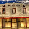 Viking Movie Theater, Cranfills Gap Texas