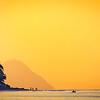 Beach sunrise.