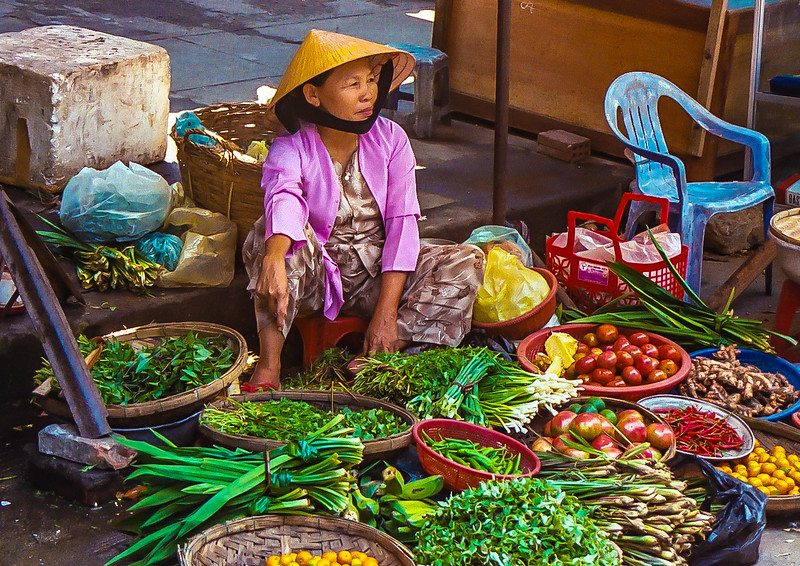 Vietnam-  Hội An