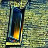 Front Window, Thompson St., New York City