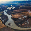 River and countryside of Oregon
