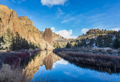 Crooked River Reflections