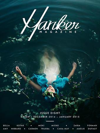 Hanker Magazine Issue Eight - Jan 2015