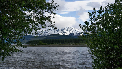 Rafting Adventure down Chilkat River / Eagle Preserve