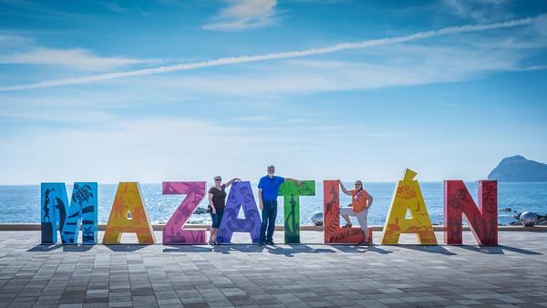 Mazatlán Sign