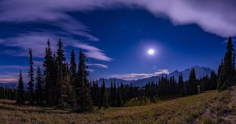 Rainier Moon