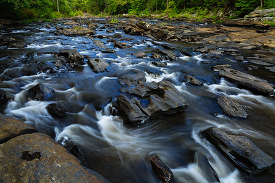 Sweetwater Creek Rapids