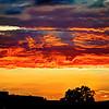 Sunset over Austin 6/14/2015 #2