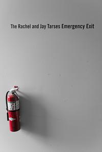 A dedicated emergency exit at Mass MoCA.