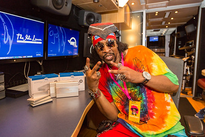 2017_10_07, Block Party, Bootsy Collins, Bus, Interior, Jackson Heights, NY, OWC