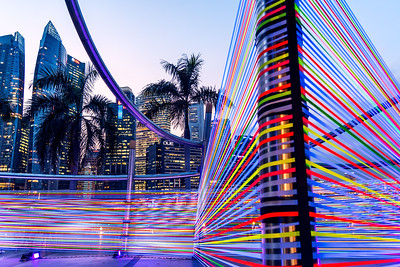 Horizontal Interference at Marina Bay