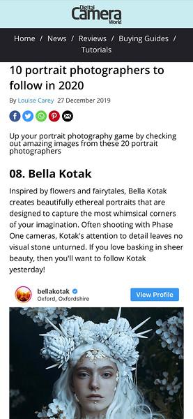 Digital Camera World | 2019