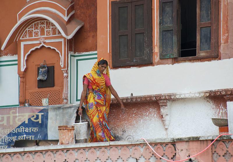 Painter's Assistant, Jaipur
