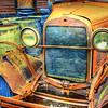 Old Truck, Bastrop Texas #2