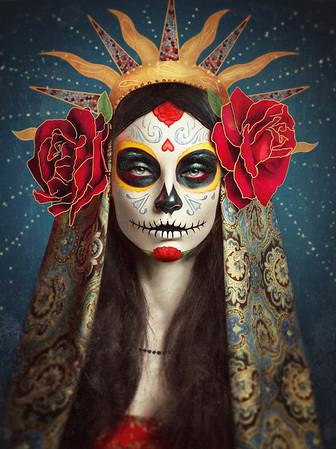 Julia Kuzmenko - Sugar Skulls