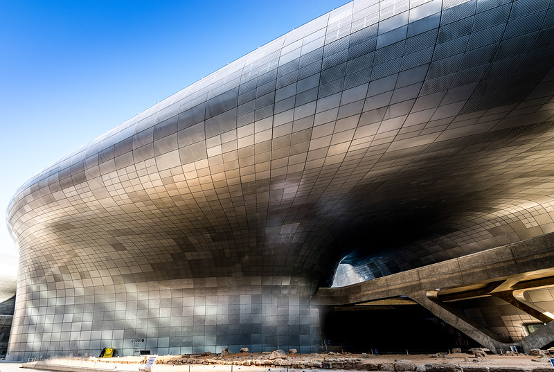 Dongdaemun Design Plaza and Park,