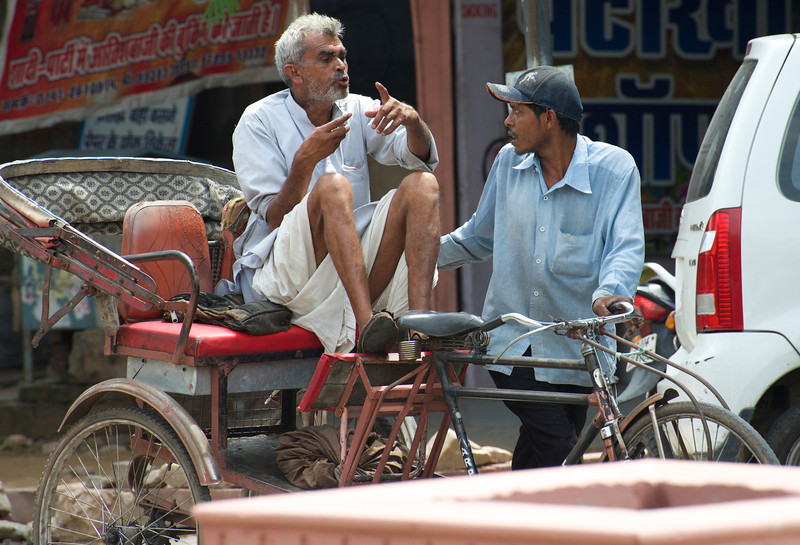 A Conversation, Jaipur