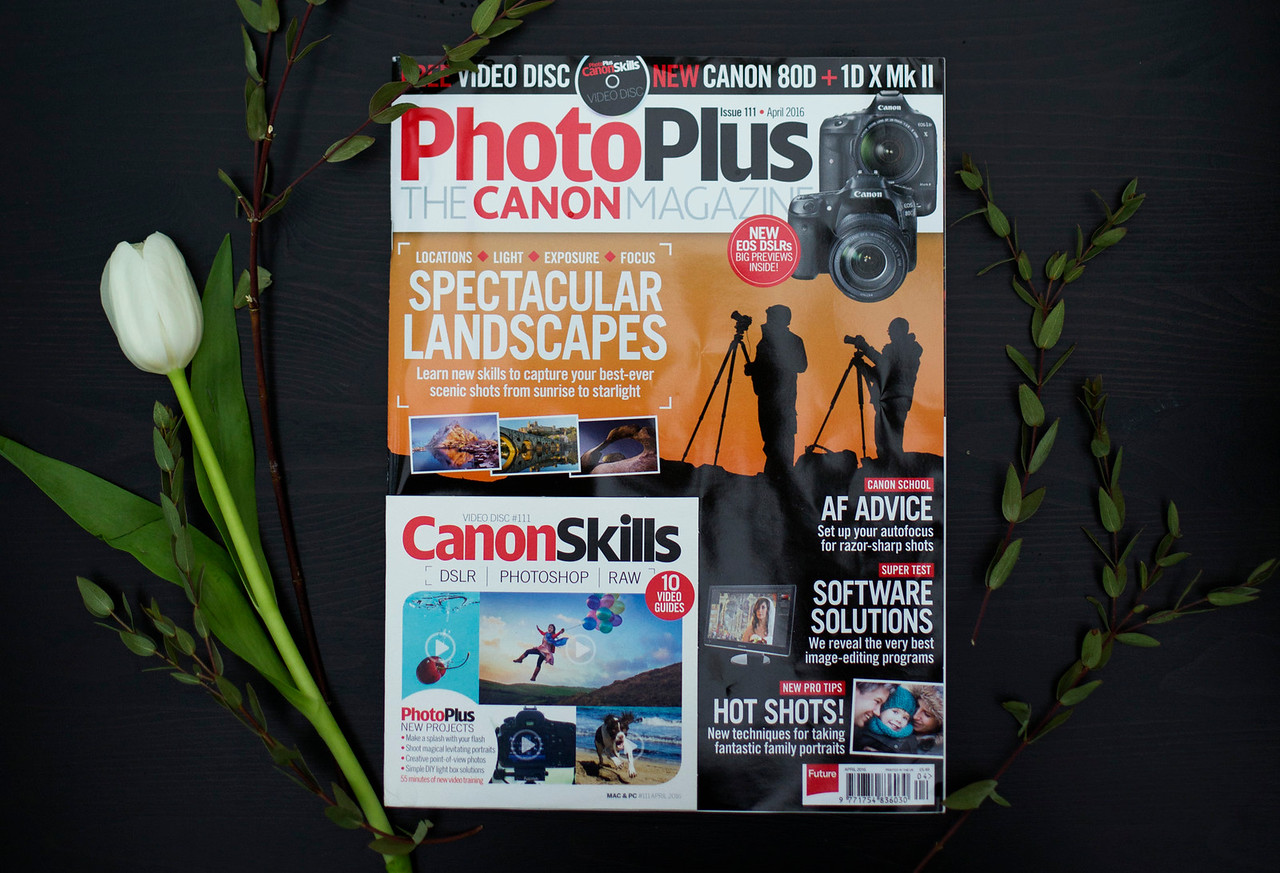 PhotoPlus Magazine April 2016