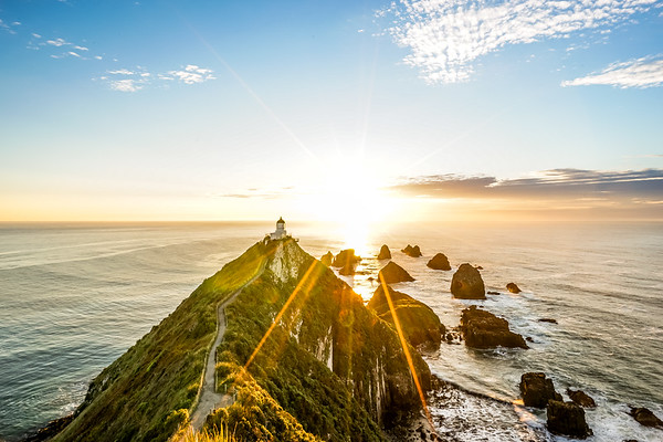 Nugget Point, New Zealand