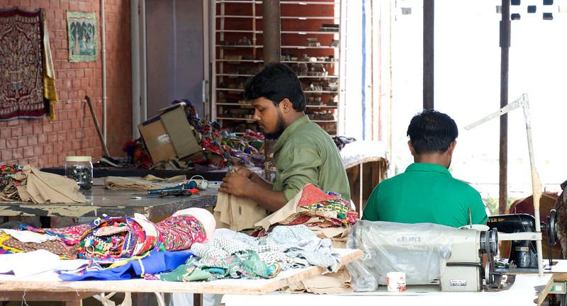 Tailor Working, Jaipur