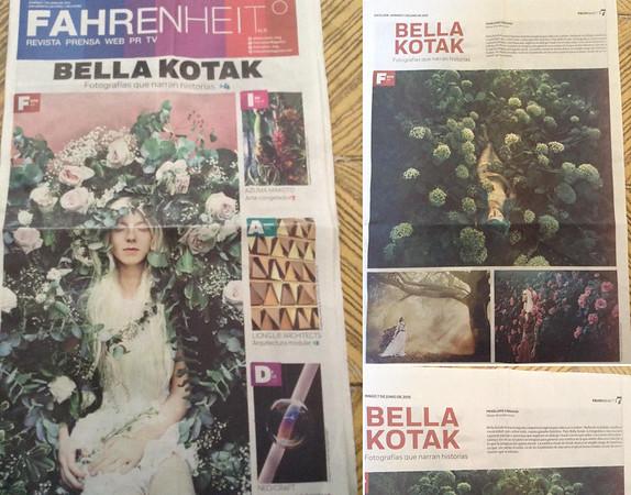 Fahrenheit Magazine 2015