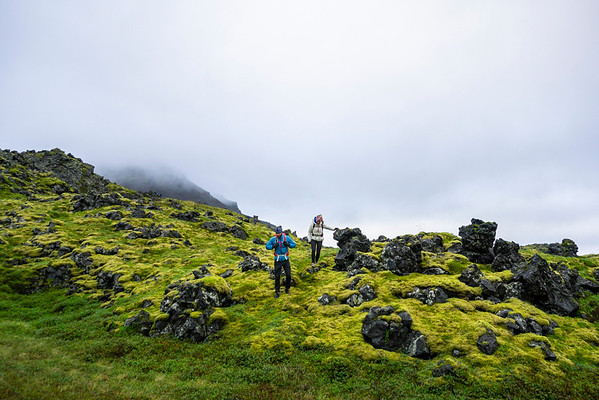 Hiking the Snæfellsnes Peninsula, Iceland 2017