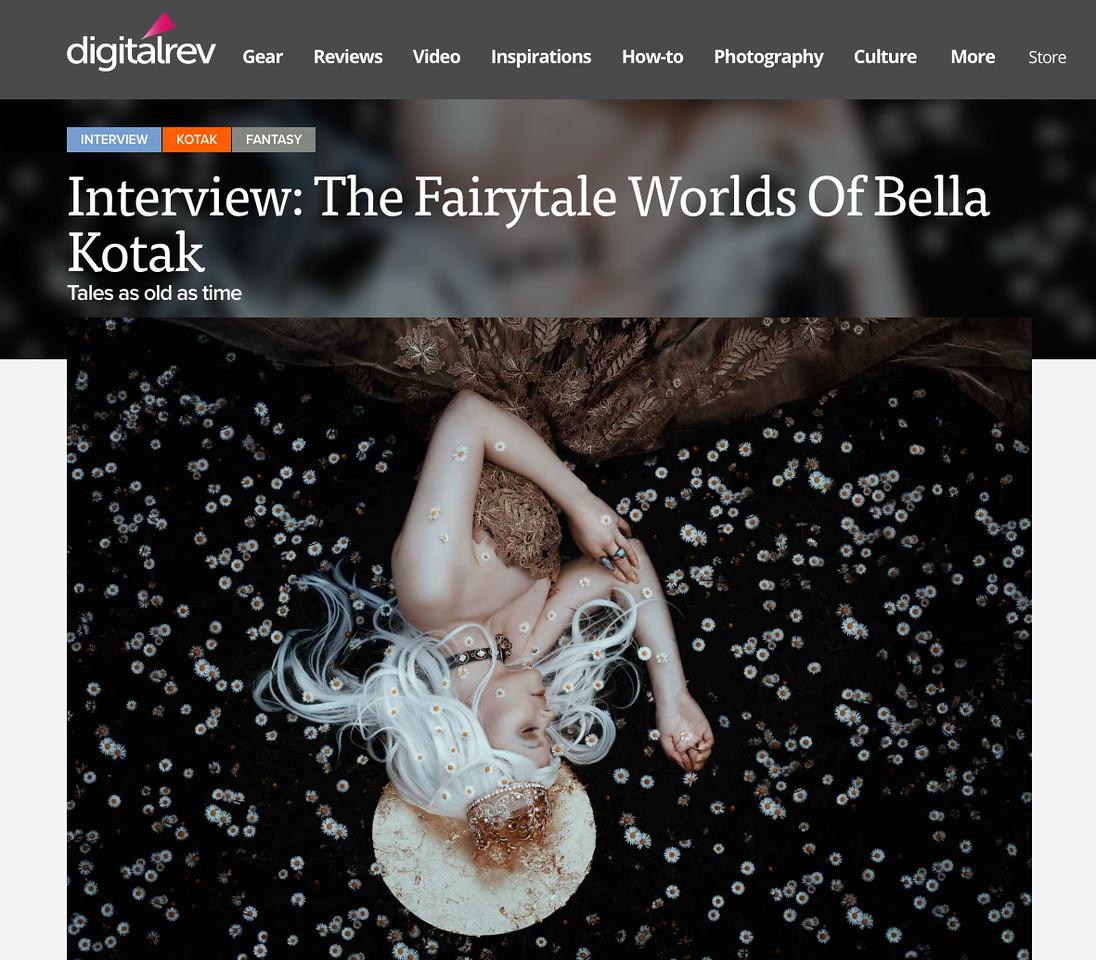 Digital Rev Interview - October 2016