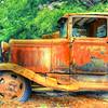 Old Truck, Bastrop Texas