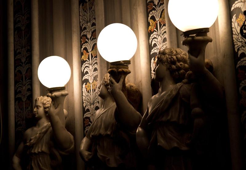 Shine a light, Palermo Sicily