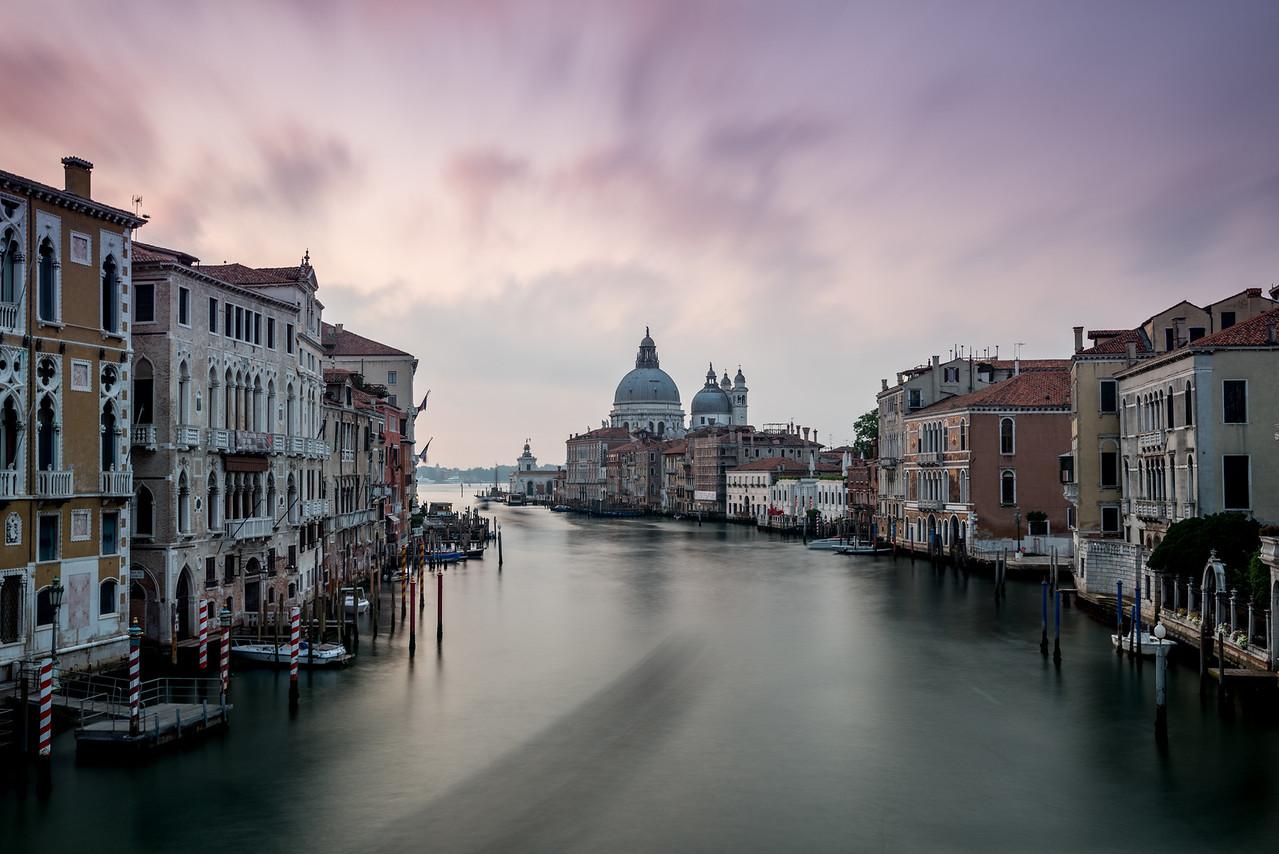 Canal Grande, Venice.