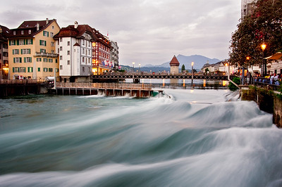Luzern Long Exposure