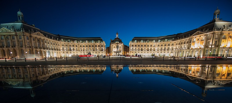 Bordeaux Reflections