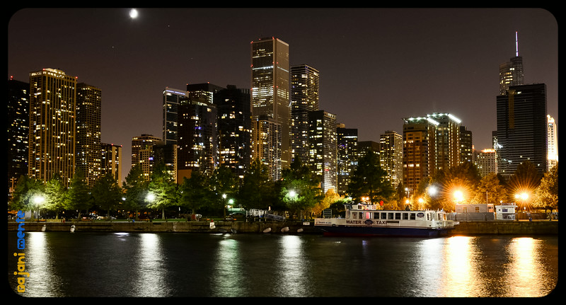 Downtown Chicago - navy pier