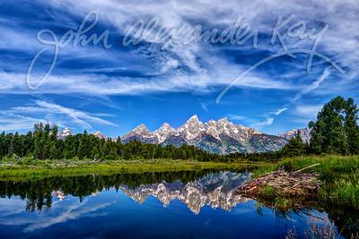 A Grand Teton Day - Grand Teton National Park