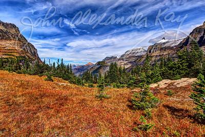 Stimulating - Glacier National Park