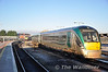 22015 stands at Drogheda DMU Depot. Thurs 20.01.11