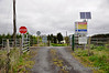 An example of user worked Level Crossing misuse at XT150 Ahane No. 1 (Leahy's) between Farranfore and Tralee. Sat 16.04.11