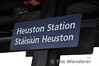 New Corporate Station Signage at Heuston. Fri 04.02.11