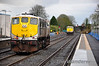 075 and 076 at Kildare.  Sat 02.04.11